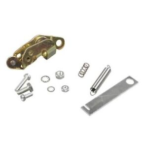 Edelbrock 1483 Ford Throttle Lever Adapter (1968 and later) Gold