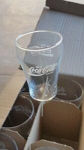 Coca Cola Gläser 0,1 Liter Glas Box mit 12 Stück