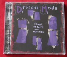Depeche Mode, songs of faith and devotion, CD