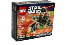 Lego STAR WARS #75129 Wookie Gunship Microfighters Building Toy Set