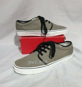 VANS Suede Red Sneakers Size 11.5