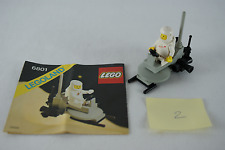 Lego Classic Space 6801-1 Moon Buggy with instructions no box 1981 2