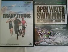 TRIATHLON TRANSITIONS AND OPEN WATER SWIMMING 2  discs, 2 dvds