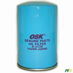 OSK Oil Filter suit Z149 for Nissan Cabstar Civilian Bus Patrol Diesel