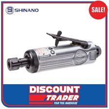 "Shinano 1/4"" Medium Lightweight Air Pneumatic Die Grinder 25000rpm - SI-2011S"