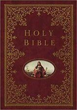 NKJV Providence Collection Family Bible Hardcover Red Letter: Holy Bible New ...