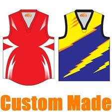 Custom Made Footy Jumper Guernsey Shorts Jerseys Sublimated Any Design