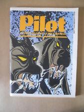 PILOT Rivista Fumetti n°6 1984 Sicomoro IL Teschio di Cristallo  [G329]