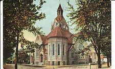 1914 The Methodist Church in Anderson, IN Indiana PC