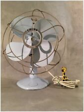 VINTAGE 60s COOLING FAN CALOR BIVOLT MODERNISM MADE IN FRANCE VENTILATORE