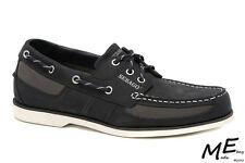 New Sebago Crest Vent Boat Shoes Mariner Navy Size 7.5 (MSRP $120)