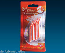 Brossettes Interdentaires (pack de 8) pinceau angulaire taille 0.4mm - Clean