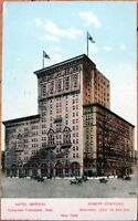 1908 Postcard: Hotel Imperial, Broadway - Manhattan, New York City NY