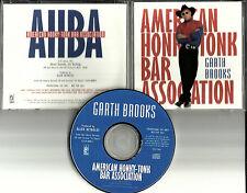 GARTH BROOKS American Honky Tonk bar Association USA 1993 PROMO DJ CD Single