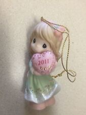 Precious Moments Ornament 2011 Love Is The Best Gift Of All 111002