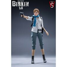 Scale 1/6 SWtoys FS017 Resident Evil 6 Sherry Birkin Outfit Female Action Figure