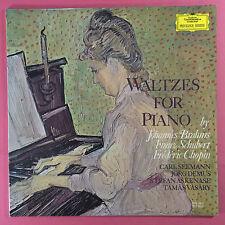 Waltzes For Piano - Brahms, Schubert, Chopin - Vasary, Demus, Askenase 135-068
