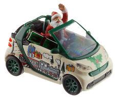 Busch 99092 Smart Cabrio ´12 Navidades 2016 Modelo Especial Hünerbein 200 1:87