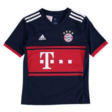 Camisetas de fútbol de clubes alemanes azul adidas