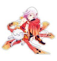 Guilty Crown Inori Yuzuriha Anime Car Decal Sticker 003