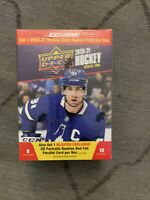 IN HAND 2020-21 Upper Deck Hockey Series 2 Mega Box Young Guns 12 PACK FREE SHIP