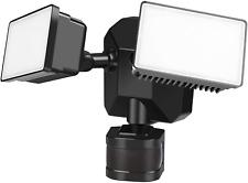 Exterior Security Lights Motion Sensor, Dusk to Dawn LED Flood Lights Hard Wired