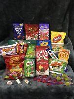 Australian Snack Box Food Sampler