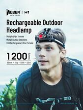 Nitecore NU25 360 Lumen Rechargeable Headlamp