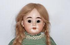 Alte Porzellankopfpuppe Armand Marseille 1894 AM 6 DEP Puppe Puppen Dolls poupee