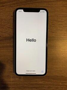 Apple iPhone XR - 128GB - White (Sprint) A1984 (CDMA + GSM)