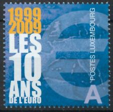 Luxembourg 2009 10th Anniversary of the Euro MNH unmounted mint