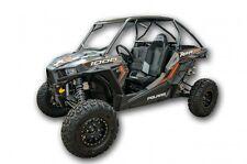 LoneStar Racing LSR Polaris RZR XP Turbo Roll Cage w/ Rear Bumper vBar Chromoly