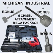 NEW MICHIGAN DEMOLITION BREAKER JACK HAMMER CONCRETE JACKHAMMERS ROCK BREAKING