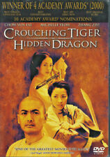 Crouching Tiger, Hidden Dragon (Dvd, 2001, Special Edition),Widescreen, Like New