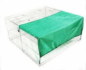 Harrisons Rain Cover Small Animal/Chicken Run 129x50x70cm - 45589