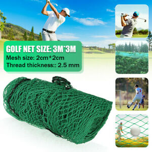10x10ft Golf Practice Net For Golfer Practicing Outdoor Small Space Garden Home