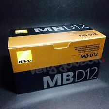 nikon mb-d12 multi power akku pack für d800e li-ion en-el15 ms-d14en original