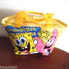 Draagtas SpongeBob  kunststof,  met ritssluiting