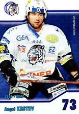 2006-07 Czech Bili Tygri Liberec Postcards #4 Angel Krstev
