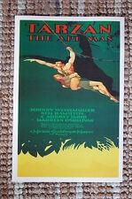 Tarzan the Apeman Lobby Card Movie Poster Johnny Weissmuller