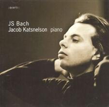 Johann Sebastian Bach : Bach: Pieces for Piano CD (2011) ***NEW***