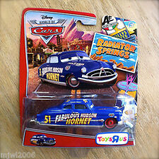 Disney PIXAR Cars FABULOUS HUDSON HORNET RADIATOR SPRINGS CLASSIC diecast World