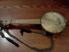 ANTIQUE 4 String Banjo