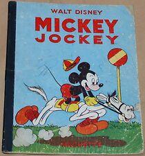 MICKEY -10- / Mickey jockey / 1951 / BE-