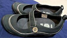 Merrell Plaza Emme Mary Jane Black Shoes SZ 8 M
