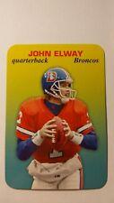 Trading Card NFL John Elway Denver Broncos Topps 2013