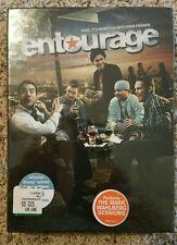 Entourage: The Complete Second Season (DVD, 2006, 3-Disc Set)