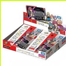 Inazuma Eleven License Vol.2 Box Card Japan Soccer Football