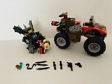 LEGO 7886 Batman Batcycle: Harley Quinn's Hammer Truck, Only Missing 1 Sticker