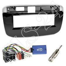 Clarion radio volante Interface + Fiat Punto EVO 199 radio diafragma diafragma piano set